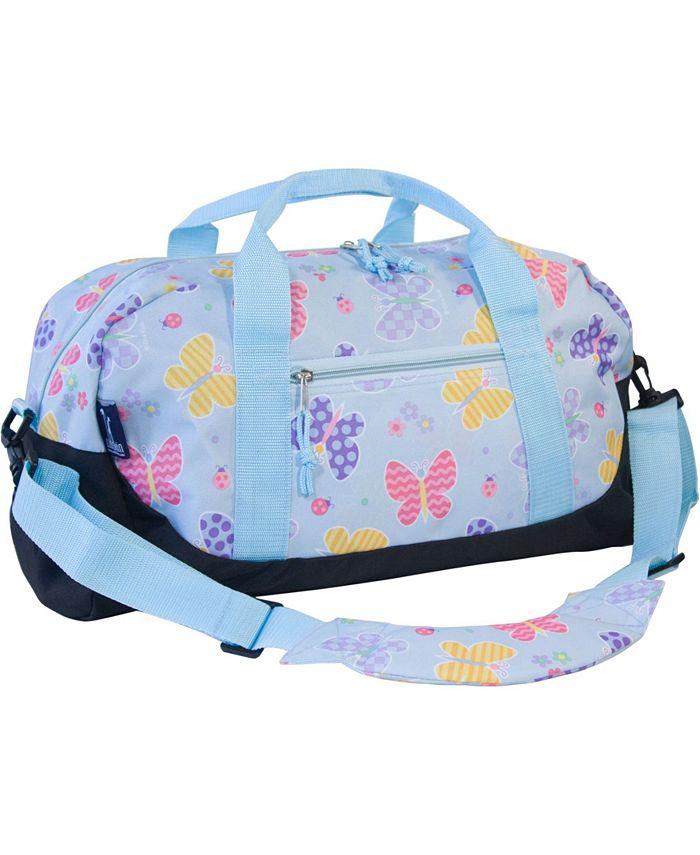 Wildkin - Butterfly Garden Overnighter Duffel Bag