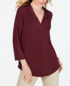 3/4-Sleeve Top, Created for Macy's