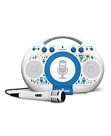 Tabeoke Portable Bluetooth Karaoke System