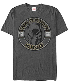 Men's Comic Collection Black Panther Since 1966 Short Sleeve T-Shirt