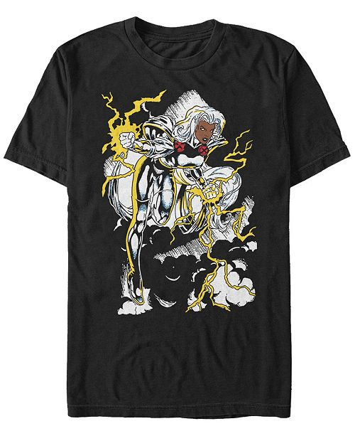 Marvel Men's Comic Collection X-Men Storm Short Sleeve T-Shirt