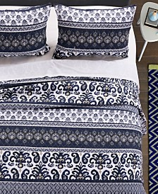 Greenland Home Fashions Native Quilt Set, 3-Piece Full/Queen