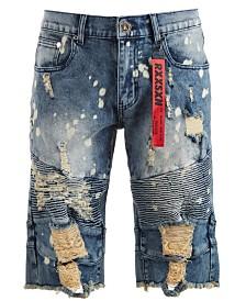 Reason Erie Denim Shorts