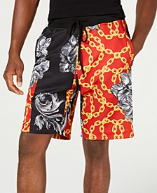 Men's Chain Link Shorts