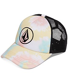 Volcom Toddler, Little & Big Girls Tie-Dyed Hat