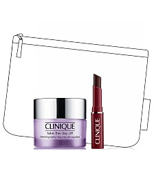 Receive a FREE 3 pc Mystery gift with $75 Clinique purchase!