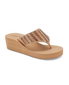 Sole Survivor Wedge Sandals