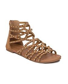 Kissimmee Rhinestone Studded Sandals