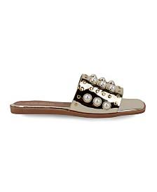 Olivia Miller Milton Slide Sandals