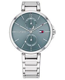 Women's Stainless Steel Bracelet Watch 36mm
