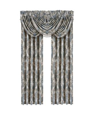 J Queen Crystal Palace Drapery Pair
