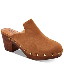 Trystan Slip-On Clogs, Created for Macy's