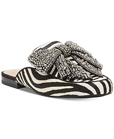 I.N.C. Gannie Slip-On Mule Loafer, Created for Macy's