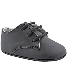 Baby Boy Leather Lace-Up Oxford