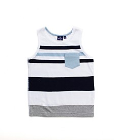 Bear Camp Little Boy Striped Tank