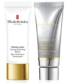 Free 2 pc skin perfecting gift with $74 Elizabeth Arden purchase