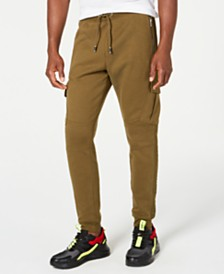 I.N.C. Men's Cargo Joggers, Created for Macy's