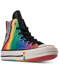 5ef755f6c5f7 Converse Women's Chuck Taylor All-Star 70 High-Top Casual Sneakers from  Finish Line