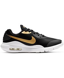 Nike Big Girls Oketo Air Max VTB Casual Sneakers from Finish Line