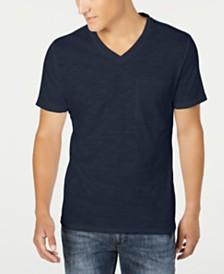 I.N.C. Men's V-Neck Pocket T-Shirt, Created for Macy's