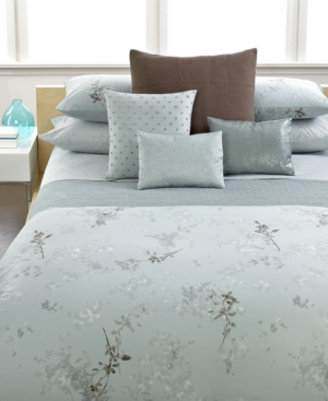 Calvin Klein Home Tinted Wake King Fitted Sheet Bedding