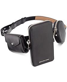 Leather Multi Belt Bag