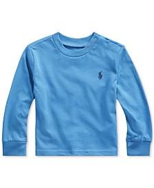 Polo Ralph Lauren Baby Boys Cotton Long-Sleeve T-Shirt