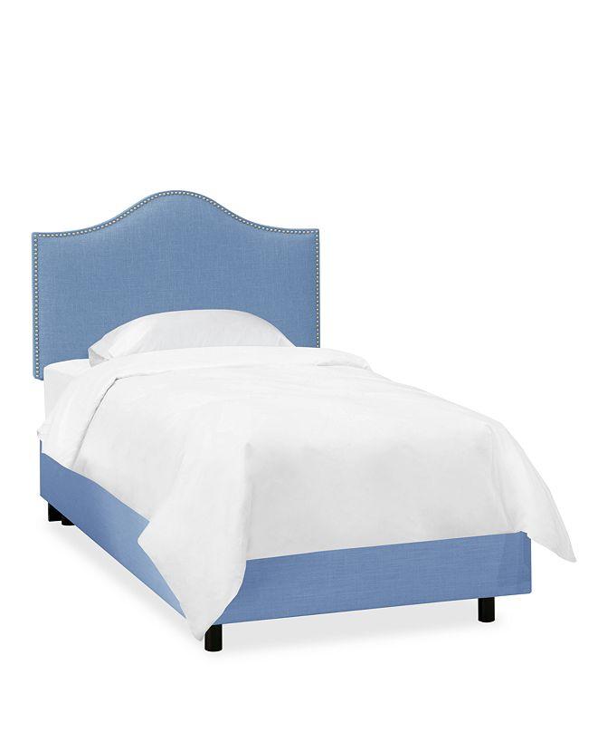 Skyline Jameson Kids Nail Button Bed - Queen