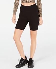 I.N.C. Women's Bike Shorts, Created for Macy's