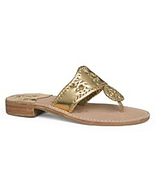 Jacks Flat Sandals
