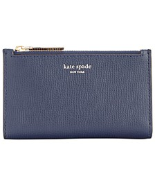Sylvia Small Leather Bifold Wallet