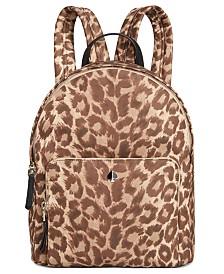 Kate Spade New York Taylor Leopard Backpack
