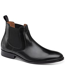 Johnston & Murphy Men's Hernden Chelsea Boots