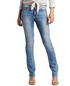 Silver Jeans Co. Elyse Slim-Fit Bootcut Jeans