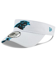 New Era Carolina Panthers Training Visor