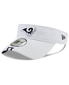 New Era Los Angeles Rams Training Visor