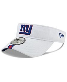 New Era New York Giants Training Visor