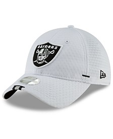 New Era Women's Oakland Raiders 2019 Training 9TWENTY Strapback Cap