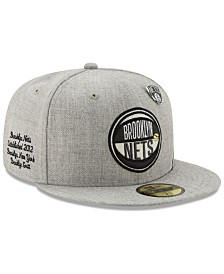 New Era Brooklyn Nets 2019 On-Court Collection 59FIFTY Fitted Cap