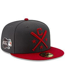 New Era Cleveland Indians 2019 All Star Workout 59FIFTY Fitted Cap
