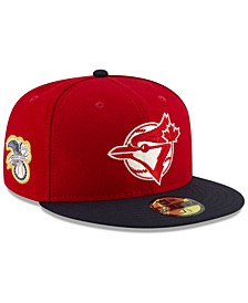 Toronto Blue Jays Stars and Stripes 59FIFTY Cap
