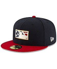 New Era MLB Stars and Stripes 59FIFTY Cap