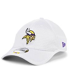 New Era Minnesota Vikings 2019 Training 9FORTY Adjustable Cap