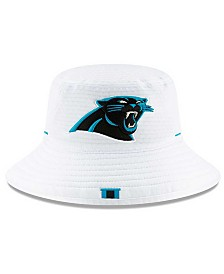 New Era Little Boys Carolina Panthers 2019 Training Bucket Hat
