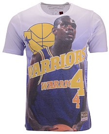 Mitchell & Ness Men's Chris Webber Golden State Warriors City Pride Name And Number T-Shirt