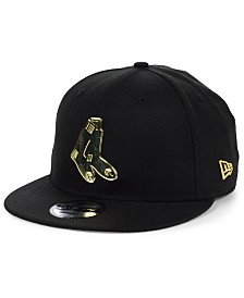 New Era Boston Red Sox Coop O'Gold 9FIFTY Cap
