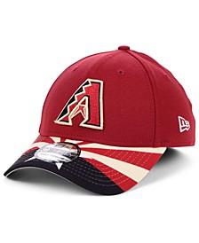 Arizona Diamondbacks Flag 39THIRTY Cap