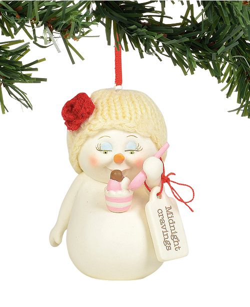 Department 56 Snowpinions Midnight Cravings Ornament