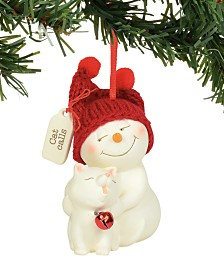 Department 56 Snowpinions Cat Calls Ornament