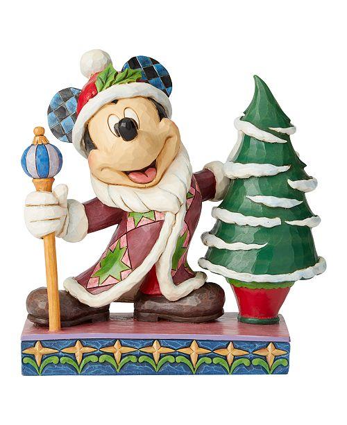 Enesco Jim Shore Mickey Father Christmas